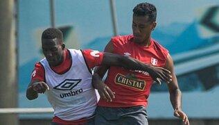 Luis Advíncula y Renato Tapia podrían quedar fuera de la convocatoria de la selección peruana