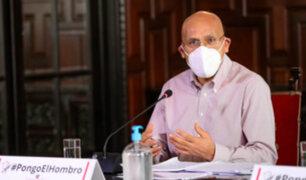 """Mendoza sobre reforma de pensiones planteada por Congreso: es una propuesta """"irreal"""""""