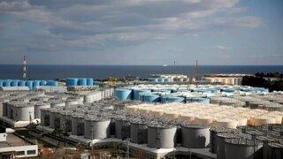 Japón insiste en verter agua radioactiva al Océano Pacífico