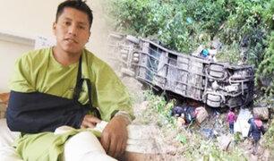 Sobreviviente de tragedia de Chapecoense volvió a salvarse de la muerte