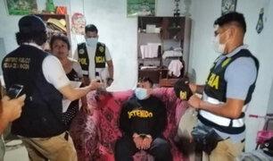'La banda del sur': Detienen a 37 presuntos integrantes de banda criminal en Áncash