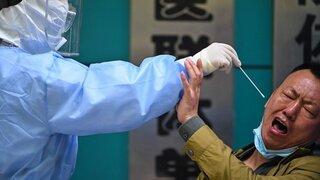 China realiza pruebas rectales de COVID-19, según Global Times