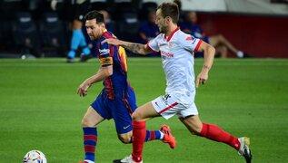 """Rakitic a Messi: """"Yo tengo un trofeo que tú nunca tendrás"""""""