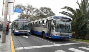 Amplían trayecto de ruta 306 del Corredor Azul para evitar aglomeraciones