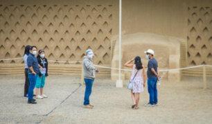 Complejo Arqueológico Chan Chan reabre sus puertas al turismo desde mañana