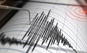 Sismo de magnitud 4.0 se registró esta tarde en Tacna