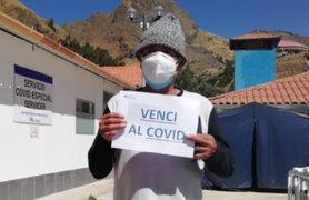 Huancavelica es la región con menor número de fallecidos por Covid-19