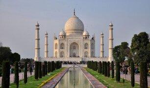 India: evacuan el Taj Mahal por amenaza de bomba
