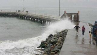 Alerta de tsunami: onda marina que llegará a Perú no superará los 20 centímetros