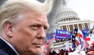 Asalto al Capitolio: FBI detiene funcionario del Gobierno  de Trump