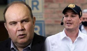 JNE resuelve que postulantes George Forsyth y Rafael López Aliaga continúen en carrera electoral