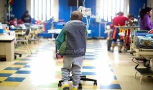 Hospital Rebagliati: dos pequeños lograron ganarle la batalla al cáncer