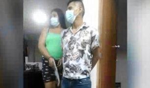 Capturan a presunto implicado en muerte de hombre en Independencia