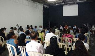 Tacna: intervienen a más de 600 personas que participaban en un culto evangélico