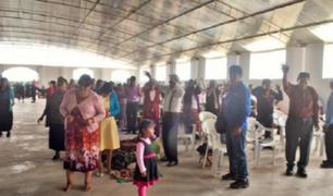 Tacna: Policía Nacional clausuró 2 templos religiosos por no respetar el protocolo sanitario