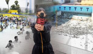 Este es el drama de los parques acuáticos en pandemia
