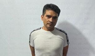 Capturan a sujeto acusado de apuñalar y asesinar a extranjero en La Libertad