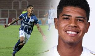Wilder Cartagena anotó con Godoy Cruz por el torneo argentino