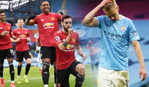 Manchester City pierde tras 21 triunfos consecutivos en la Premier League
