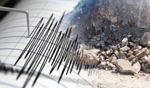 Temblor en Arequipa deja 6 viviendas inhabitables y otras 60 afectadas en el valle del Colca