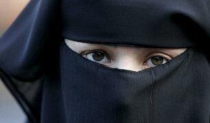 Suiza prohíbe el burka: mujeres no podrán ocultar su rostro en espacios públicos