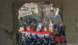 Papa Francisco en Irak: concluyó visita histórica con multitudinaria misa