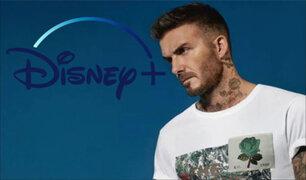 David Beckham será protagonista en serie de Disney