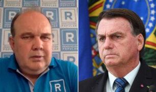 """Rafael López Aliaga marca distancia con Jair Bolsonaro: """"Es extremadamente intolerante"""""""