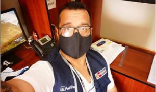 Solicitan cama UCI para médico que atendió a 'paciente cero' de Covid-19 en Perú