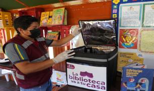 'Vecino, te presto mi libro': plataforma virtual que lleva la biblioteca a tu casa en Pueblo Libre