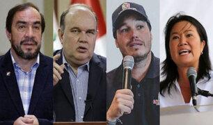 Candidatos presidenciales intensifican sus campañas a pocos días de las elecciones