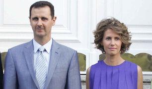 Bashar al Assad: presidente de Siria y su esposa dan positivo al Covid-19
