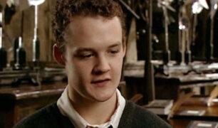 Joshua Herdman: mira la increíble transformación del actor de la película Harry Potter a sus 33 años
