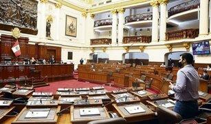 Congreso aprobó por insistencia ley que fija topes a los intereses bancarios
