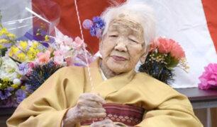 Tokio 2020: con 118 años, la persona más anciana del mundo llevará llama olímpica