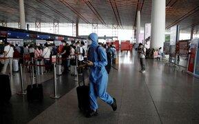 China lanza pasaporte sanitario para facilitar viajes internacionales