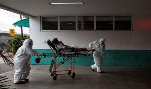 Brasil: estudio advierte que una persona puede infectarse con dos variantes de COVID-19