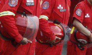 Vacunación contra la COVID-19: inmunización de bomberos iniciará el 3 de abril