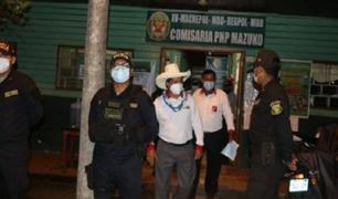 Madre de Dios: detienen a candidato Pedro Castillo por generar aglomeraciones en  mitin