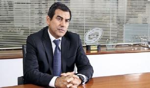 Óscar Caipo Ricci es elegido como el nuevo presidente de la Confiep