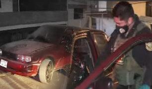 Chorrillos: hombre es asesinado a balazos al interior de su vehículo