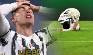 Cristiano Ronaldo recibió duras críticas por eliminación de la Juve