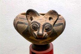 Perú recupera en Francia piezas arqueológicas que son Patrimonio Cultural de la Nación