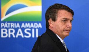 Jair Bolsonaro: presidente de Brasil fue internado hoy en hospital militar