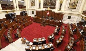 Congreso: Comisión aprueba cadena perpetua para altos funcionarios corruptos