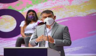 Elecciones 2021: Julio Guzmán le pide a Rafael López Aliaga que no se corra de los debates