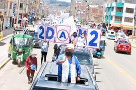 Elecciones 2021: Acuña priorizará vacunación total de llegar al sillón presidencial