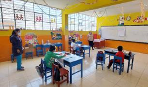 Regreso a clases presenciales en Lima está descartado hasta nuevo aviso, según MINEDU