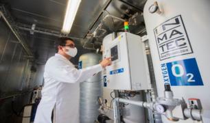 Gremio minero donará y distribuirá 1.000 toneladas de oxígeno medicinal