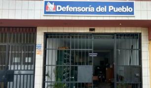 UNI deberá sustentar descalificación de 64 postulantes, advirtió Defensoría del Pueblo